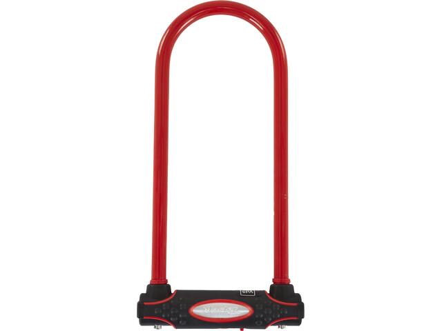 Masterlock 8195 U-Lock 13x280x110mm red